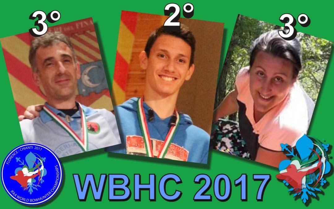 ANDREA – GABRIEL – ROBERTA – i nostri Campioni al WBHC 2017 – LETTERA DEL RESPONSABILE – ARTICOLO
