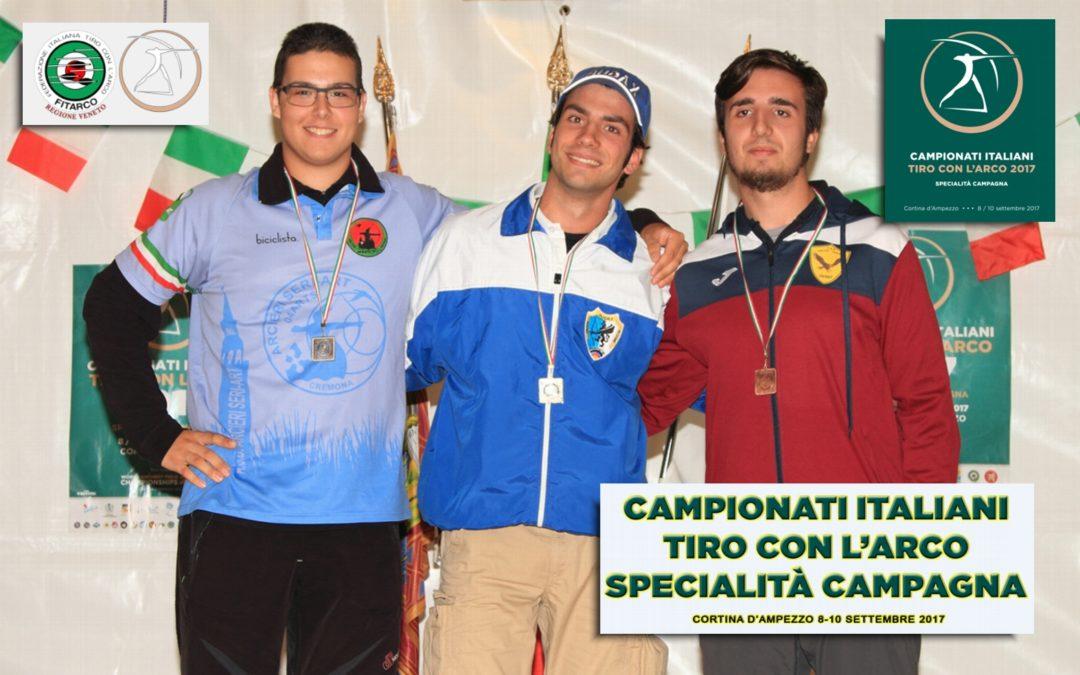 BIANCHI , VICECAMPIONE ITALIANO A CORTINA