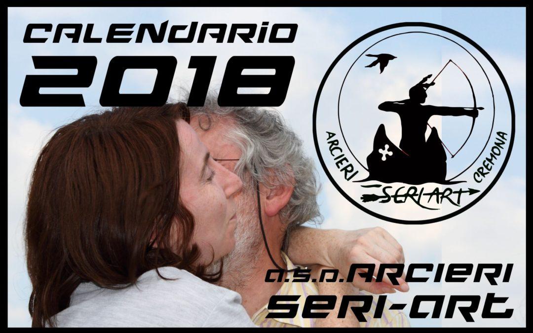 CALENDARIO SERI-ART, tutti, o quasi, gli arcieri Seriart