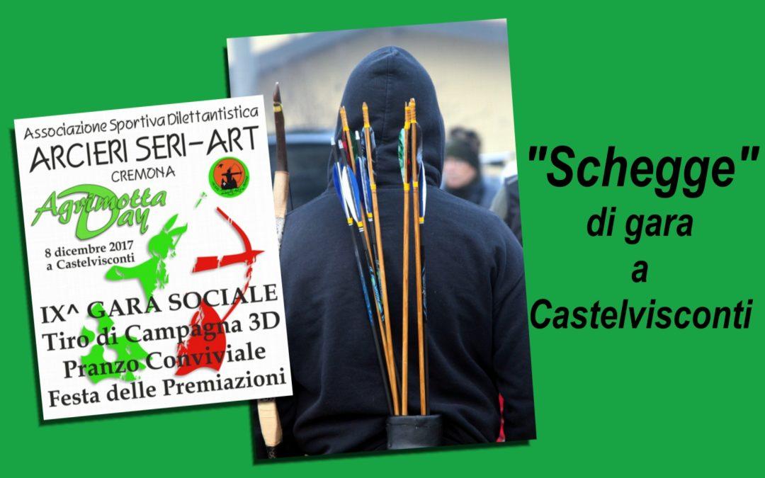 """""""SCHEGGE"""" di gara Sociale 3D a Castelvisconti l'8 dicembre 2017"""