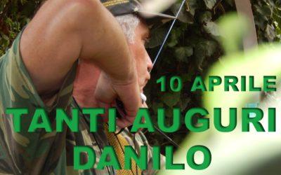 Buon compleanno a Danilo, il re Mida del verde.