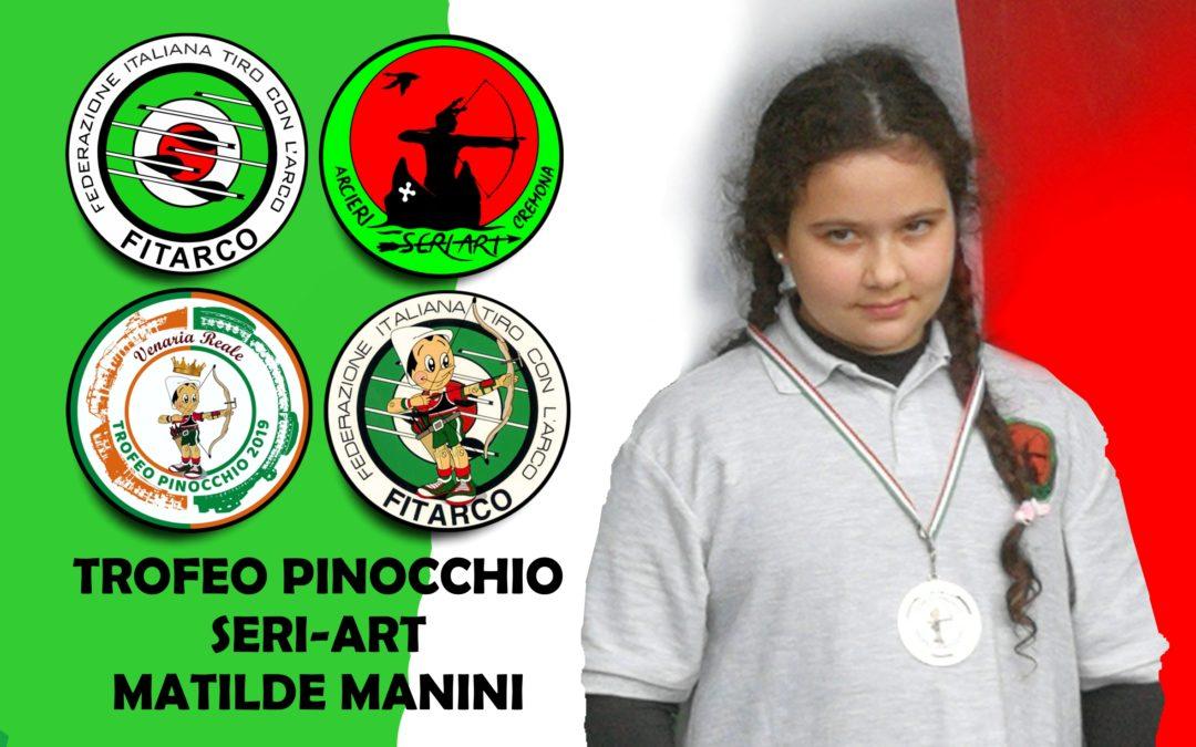MATILDE MANINI DELLA SERIART IN FINALE A TORINO